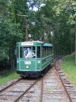 Streetcar in the Woods